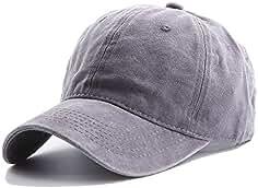 ea1826cd06c7c UMIPUBO Gorras Beisbol Deportes Unisex Adjustable al Aire Libre Cap clásico  algodón Casual Sombrero Gorras de