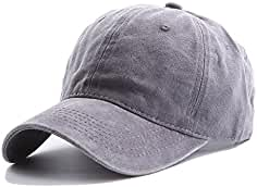 ad93d5e32f121 UMIPUBO Gorras Beisbol Deportes Unisex Adjustable al Aire Libre Cap clásico  algodón Casual Sombrero Gorras de