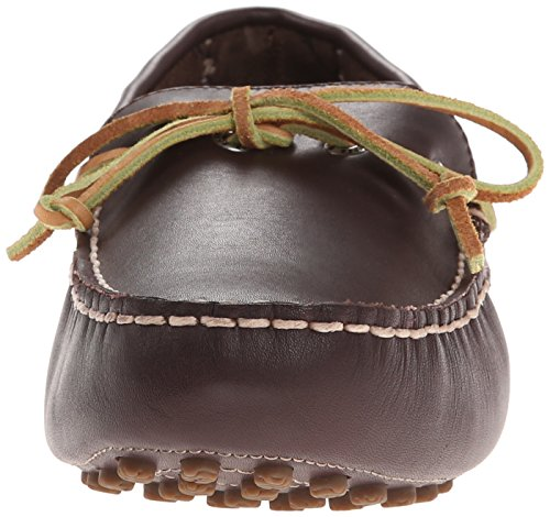 Sperry Top-Sider Homme Hamilton Driver 1 Eye Loafers, Marron Marron