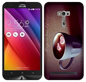 Wow 3D Printed Designer Mobile Case Back Cover for Asus Zenfone 2 Laser ZE550KL/Zenfone 2 Laser ZE550KL