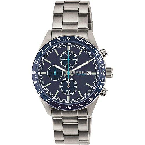 montre chronographe Breil pour homme Fast EW0323 style décontracté cod. EW0323