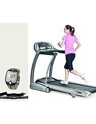 Horizon Fitness Laufband Elite T5000 inkl. Polar Brustgurt und Bodenmatte