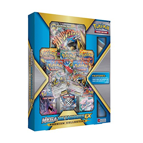 Pokemon - Mega Metagross-EX Premium Collection (EN)