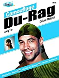 Dream Camouflage Durag Deluxe Material Long Tie DREAM016 by Dream
