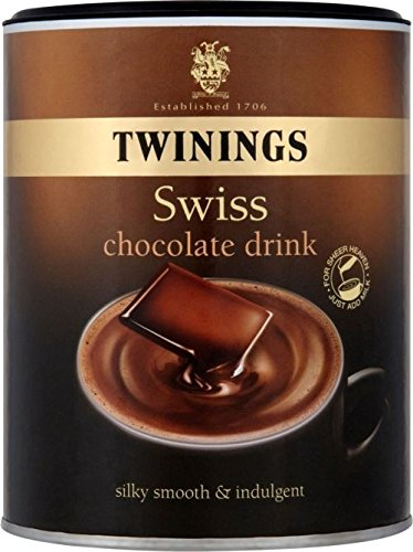 Twinings Swiss Hot Chocolate (350g) - Packung mit 6