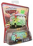 Disney Pixar - CARS - THE WORLD OF CARS - Die-Cast - PIT CREW MEMBER - FILLMORE