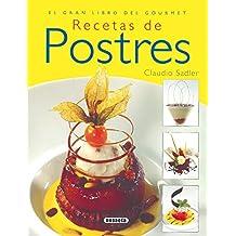 Recetas De Postres(Gran Libro Del Gourmet) (El Gran Libro Del Gourmet)