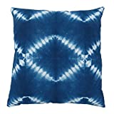 Indigo Pillow, Tie Dye Cushions, Decorat...
