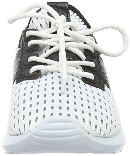 Tamboga Unisex-Erwachsene 1046 Low-Top Weiß (White 03)