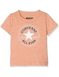 Converse Baby Boys' Chuck Snow Yarn Heather Tee T-Shirt