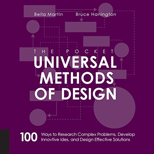 The Pocket Universal Methods of Design: 100 Ways to Research Complex Problems, Develop Innovative Ideas, and Design Effective Solutions por Bruce Hanington