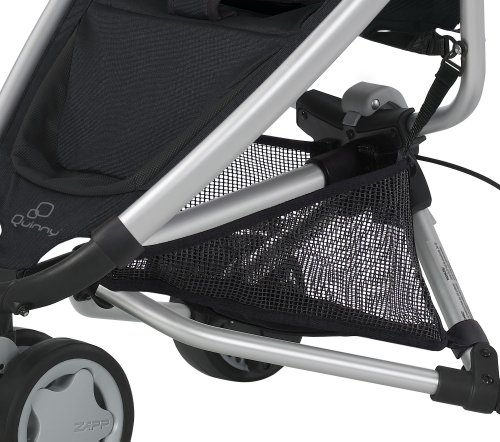 Quinny Shopping Basket Suitable for SPQ6561500 Pushchair Zapp Black