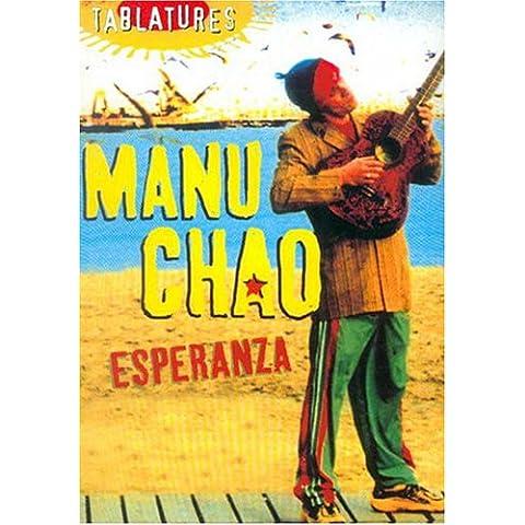 Manu Chao Esperanza Tab