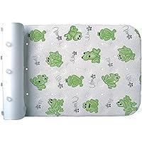 Wanneneinlage Badewanneneinlage 36cm x 72cm Frosch grün