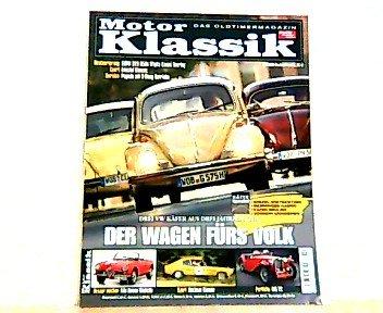 Motor Klassik. Das Oldtimermagazin von auto motor und sport. Heft: 10 / 2006. Mit Themen u.a.: Drei VW Käfer aus drei Jahrzehnten. Der Wagen fürs Volk. / Portfolio.: MG TC.