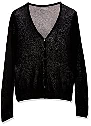 VERO MODA Womens Sweater (10176936_Black_XL)
