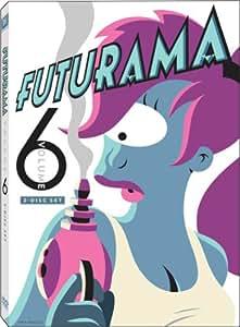 Futurama 6 [DVD] [Region 1] [US Import] [NTSC]