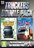 Cheapest Truckers Double Pack  Euro Truck & UK Truck Simulator on PC
