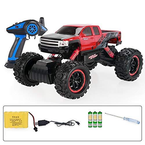 Ycco Fernbedienung Auto 1:12 Maßstab RC Autos Monster Truck Offroad Elektro Fast Buggy 2,4G High Speed   All Terrain ferngesteuertes Fahrzeug for Kinder Erwachsene im Freien Junge Mädchen Geburtstag S (1 12 Maßstab Kühlschrank)