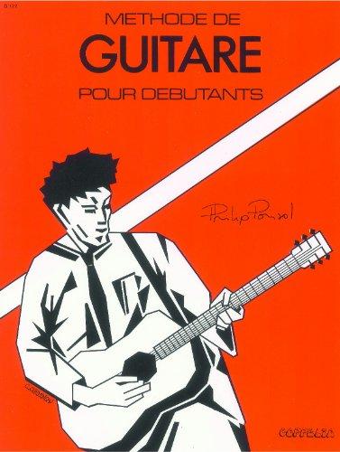 Partition: Methode de guitare pour debut...