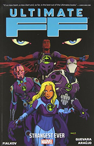 Ultimate FF: Strangest Ever (Fantastic Four) by Joshua Hale Fialkov (21-Oct-2014) Paperback