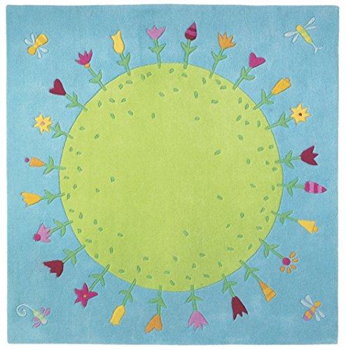 HABA 2973 - Teppich Blumenplanet -