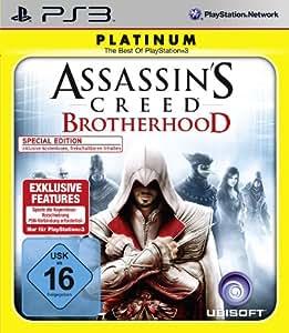 Assassins Creed Brotherhood [Platinum]