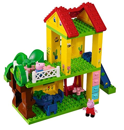 Simba Peppa Pig Playground Building Sets