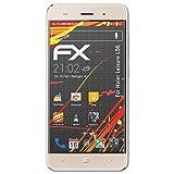 atFolix Schutzfolie kompatibel mit Haier Leisure L56 Bildschirmschutzfolie, HD-Entspiegelung FX Folie (3X)