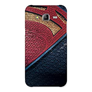 Gorgeous Day suit Multicolor Print Back Case Cover for Samsung Galaxy J5