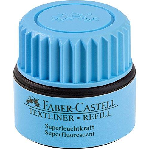 Faber-Castell 154951 - Refill für Textliner 1543, 1546 und 1548, blau
