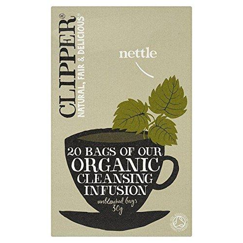 Clipper Organic Nettle Teabags 20 per pack