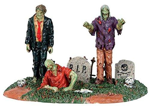 urn - Auferstehende Zombies - Spooky Town - Polyresin - Figuren & Zubehör für Halloween (Lemax-halloween)