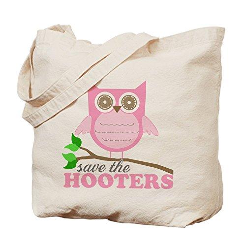 cafepress-save-the-hooters-natural-canvas-tote-bag-cloth-shopping-bag