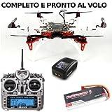 -Tutto Incluso- Drone DJI F550 assemblato pronto al volo per Foto e Riprese Aeree