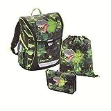 baggymax 138630 Fabby Schulranz.Green Dino