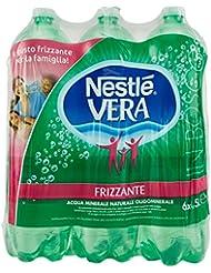 Nestle Vera in Bosco Acqua Oligominerale Frizzante - 6 Pezzi da 1.5 Litri