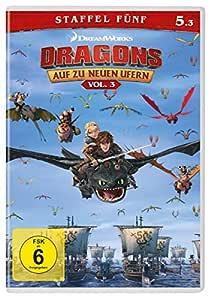 Dragons - Auf zu neuen Ufern, Staffel 5, Vol. 3