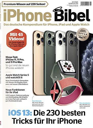 iPhone Bibel 01/2020 - Das Handb...