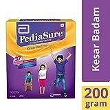 PediaSure Health & Nutrition Drink Powder for Kids Growth - 200g (Kesar Badam)