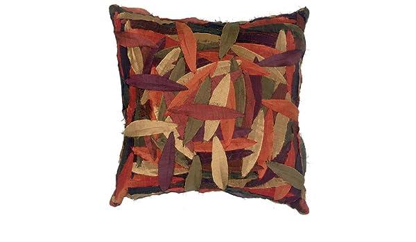 Multicolor 18-Inch Trade AM AZ07161-ZACOL1818 Zanthia Collector Floral Accent Pillow