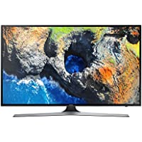 Samsung 108 cm (43 inches) Series 6 43MU6100 4K UHD LED Smart TV (Black)