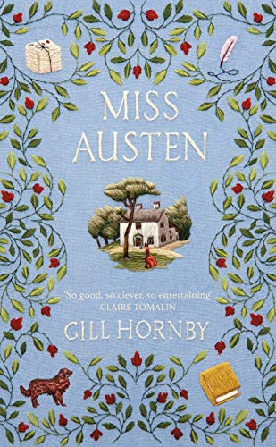 Miss Austen by [Hornby, Gill]