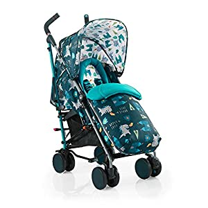 Cosatto Supa 2018 Baby Stroller, Suitable from Birth to 25 kg, Dragon Kingdom kk KinderKraft QUICK FOLDING AND UNFOLDING - INDY is equipped with a mechanism that allows you to fold and unfold the stroller with one hand. Thanks to this feature you can easily operate the stroller, even if you are holding your Toddler at the same time INTINITELY ADJUSTABLE BACKREST - A walk is a great opportunity for your baby to observe the world, discover new places and enjoy naps in the fresh air. That's why INDY is equipped with an infinitely adjustable backrest so that the stroller can support your Toddler's development at all times MANOEUVRABLE WHEELS - When you use the stroller every day, you often have to move in the crowd. With INDY it's not a problem. Lightweight and extremely manoeuvrable wheels made of puncture-resistant EVA foam will make pushing the stroller a pleasure, and additional cushioning will protect your baby from shocks 11
