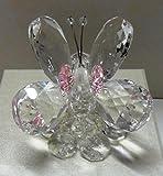 Bomboniere Farfalle in cristallo vari colori