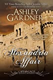 Front cover for the book The Alexandria Affair by Ashley Gardner