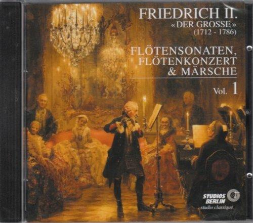 Preisvergleich Produktbild Flötensonaten, Flötenkonzert & Märsche Vol.1