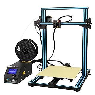 3D-Drucker, Creality CR-10S Original 3D Printer Filament Monitor Upgrade Dual Z Axis Riesiges Druckvolumen 300 * 300 * 400Mm, Geeignet Für 1,75 Mm Filamente Wie TPU, Hips, PLA, ABS