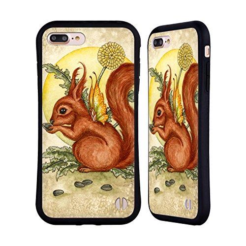 Ufficiale Amy Brown Sogno Di Farfalle Mitologico Case Ibrida per Apple iPhone 7 / iPhone 8 Scoiattolo Delle Fate
