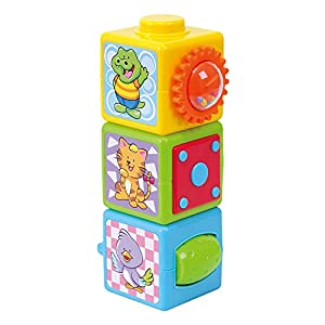 PlayGo- Blocs Actividades Infantil (Color Baby 44554)